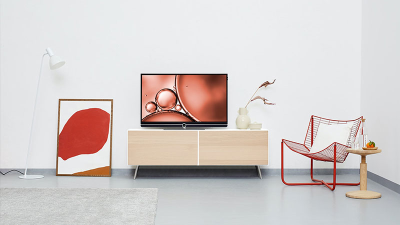 Services and Product flat-screen TV